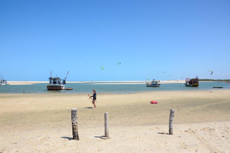 Simone-kitesurf-Brésil-Barra Nova