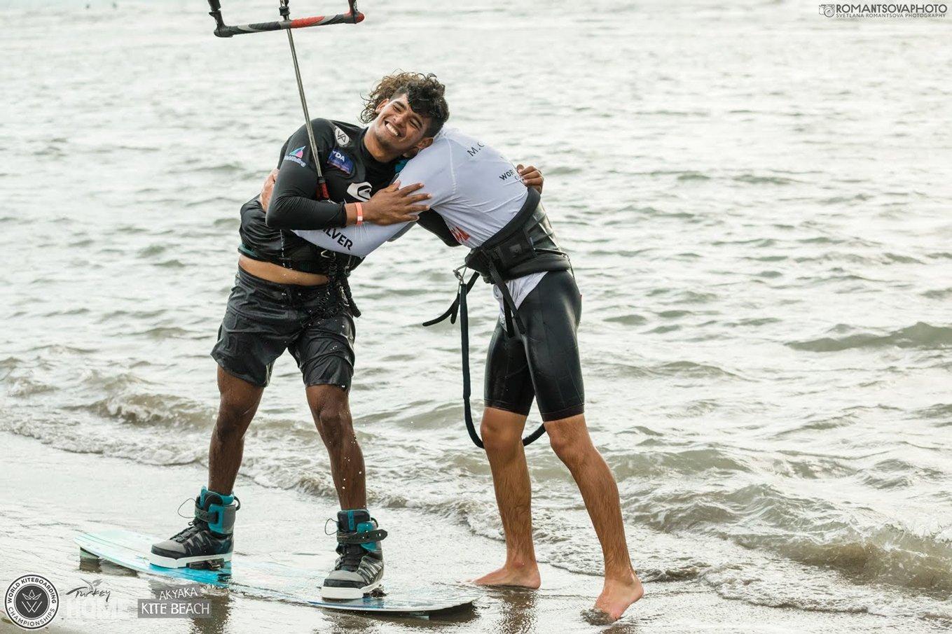 Competition kitesurf-Carlos Mario-chabloz