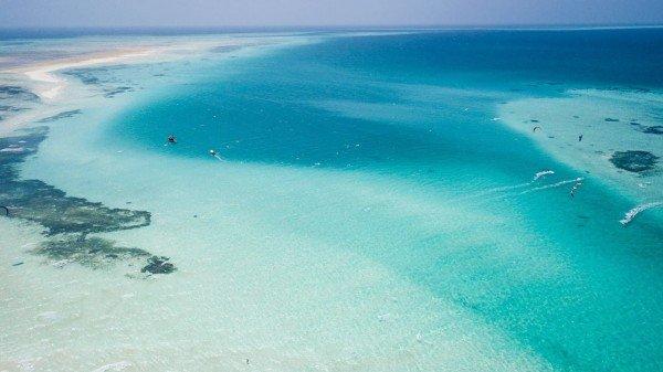 Kitesurf-Zanzibar-Secret-Spot-drone