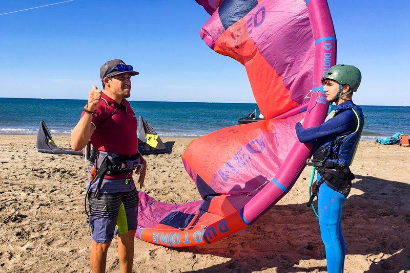 Simone-Timpano-moniteur-kitesurf-duotone-théorie