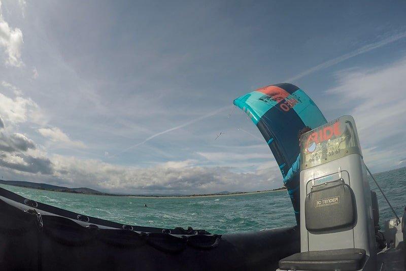 Comment choisir une école de kitesurf - sécurité