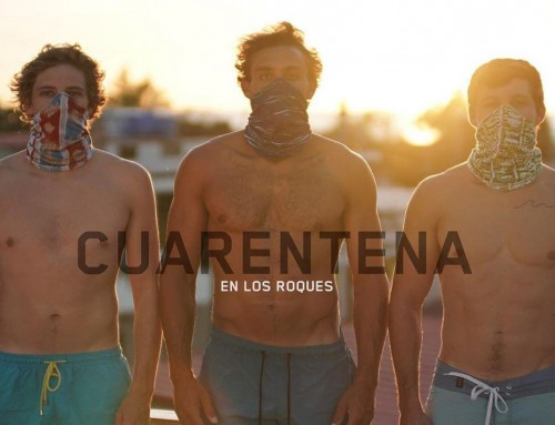 QUARANTINE BLOCKS KITESURFING EVEN IN A HIDDEN PARADISE AS LOS ROQUES