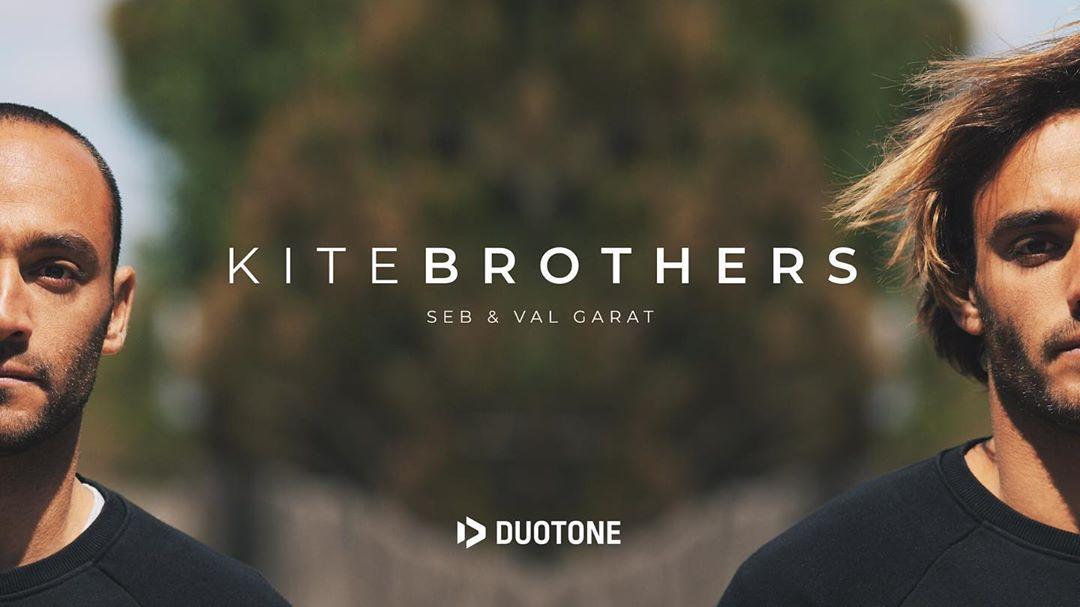 Seb e Val Garat, KiteBrothers