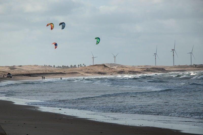 Mat-in Brazil-downwind