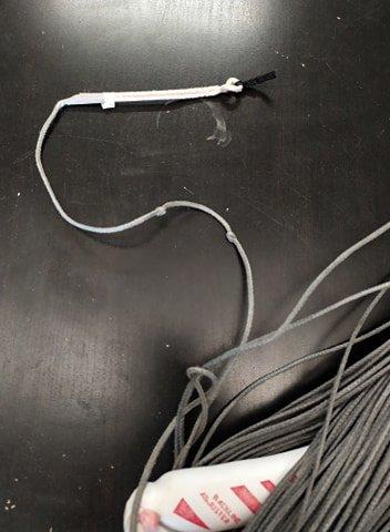 Acheter kite d'occasion-nœuds sur les lignes
