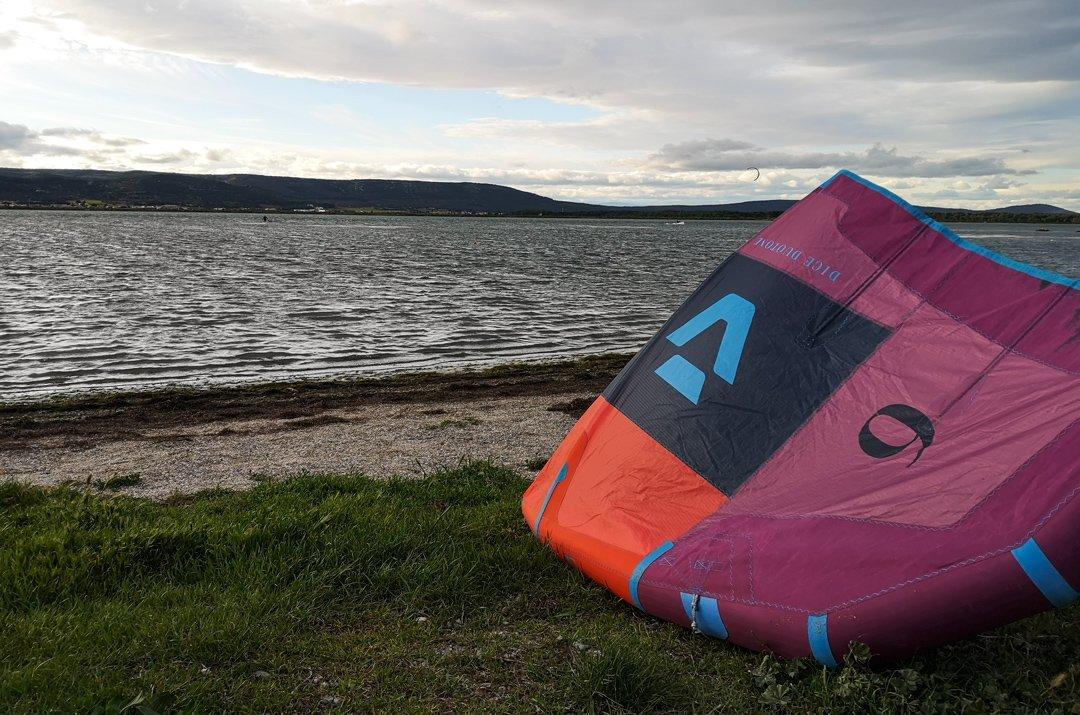 Buying secondhand kite