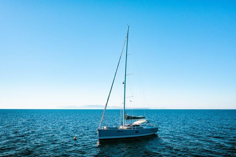 Happy Sailing boat