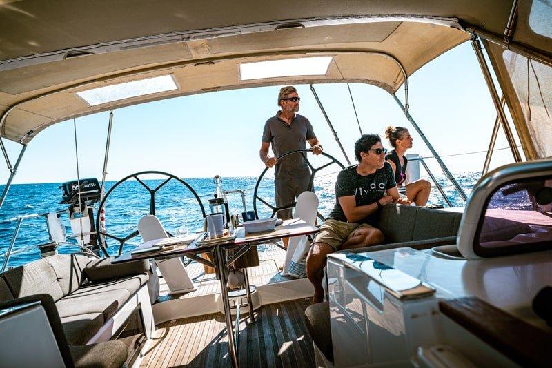 Happy Sailing chill
