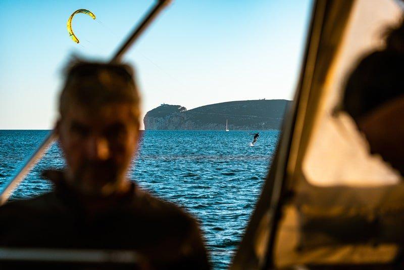 Triderland-Happy Sailing chill and kite