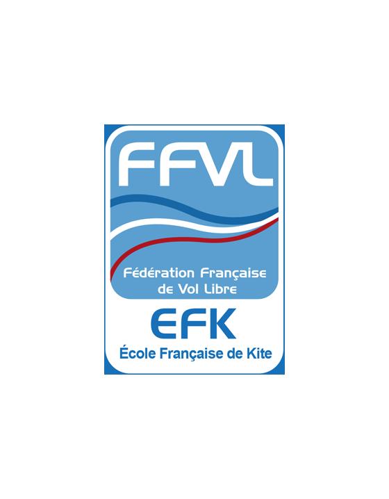 FFVL-EFK partner Triderland école de kitesurf