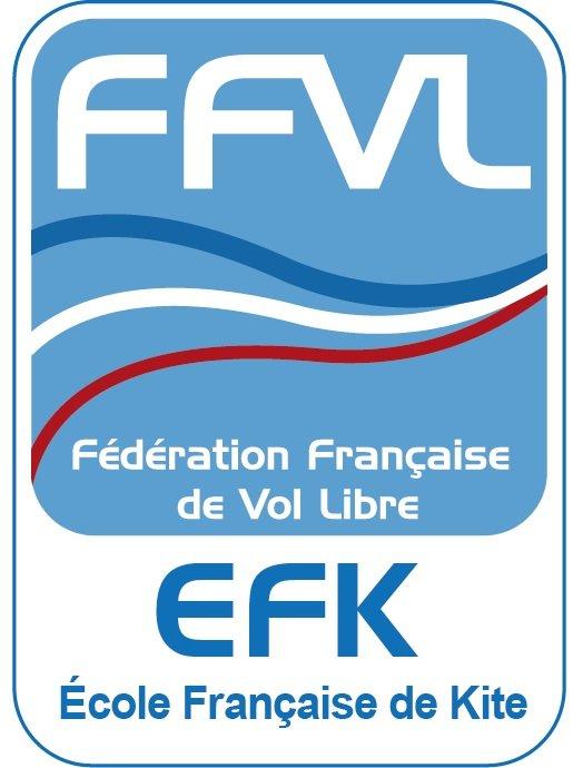 Logo FFVL-EFK